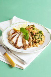 Chicken n couscous