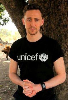 Tom Hiddleston, Hot!
