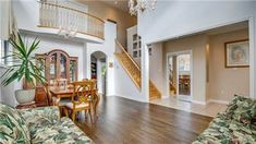 Stunning Luxury Home on Premium Lot on Quiet Court In Oakville! Luxury Homes, Stairs, Home Decor, Luxurious Homes, Luxury Houses, Stairway, Decoration Home, Staircases, Room Decor