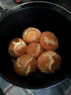 Jamie Oliver  coconut buns