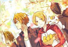 ทวิตเตอร์ I Love Anime, Me Me Me Anime, Natsume Takashi, Natsume Yuujinchou, Manga Anime, Anime Crossover, Cute, Fictional Characters, Friends