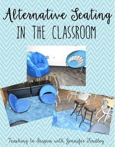 Alternative seating in the classroom can be a huge motivator for student engagement and learning. Read this post to learn how one teacher uses alternative seating in literacy. Classroom Environment, Classroom Setup, Classroom Design, Future Classroom, School Classroom, Classroom Organization, Classroom Management, Organizing, Classroom Behavior