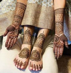 We are hereby, providing you with some of the most beautiful bridal mehndi designs that are too good to ignore. Indian Mehndi Designs, Latest Bridal Mehndi Designs, Full Hand Mehndi Designs, Mehndi Designs For Girls, New Bridal Mehndi Designs, Mehndi Designs For Hands, Mehandi Designs, Tattoo Designs, Arte Mehndi