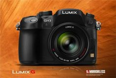 The Panasonic Lumix GH3  - expand your creativity!