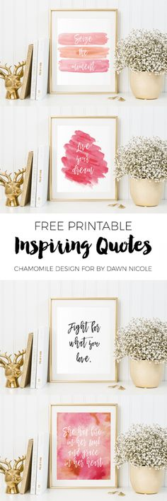Free Printable // In