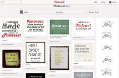 Pinterest: hoe dat prikbord zo vol komt.
