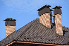 modern chimney cap - Google Search