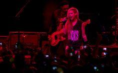 Avril Lavigne em São Paulo - http://glo.bo/1XZbiRW #música #avrillavigne (Foto: Flavio Moraes/G1)