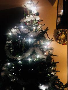 Yule Log, Christmas Tree, Holiday Decor, Home Decor, Teal Christmas Tree, Decoration Home, Room Decor, Christmas Log, Xmas Trees