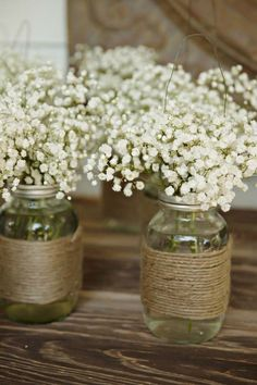 100 Ideas For Amazing Wedding Centerpieces Rustic (27)