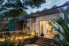 Arquitetos brasileiros projetam casa sustentável que pode ser desmontada