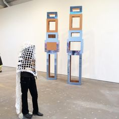 New York – Isa Genzken at David Zwirner Through October 31st, 2015 ...