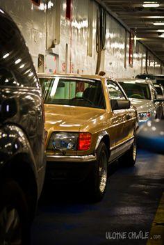 my Mercedes SEC 500