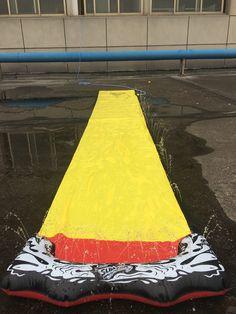 $53.02 - Nice 4.8m Giant Surf 'N Water Slide Fun Lawn Water Slides Pools For Kids Summer PVC Games Center Backyard Outdoor Children Adult Toys - Buy it Now! #bikiniconcepts #beach #beachwear #bikini #bikinifashion #bikinifitness #bikinigirl #bikinimodel #bikinis #clothing #fashion #fashionideas #fashionista #fashionstyle #fashiontrends #holiday #hotgirl #instafashion #lifestyle #loveit... Kid Pool, Beach Toys, Bikini Workout, Water Slides, Style Summer, Summer Kids, Bikini Models, Bikini Fashion, Bikini Girls