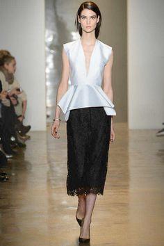 Cushnie et Ochs | Fall 2014 Ready-to-Wear Collection | Style.com