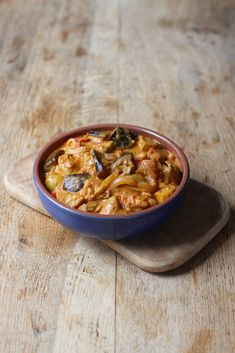 Rich, flavoursome and creamy Vegetable Yogurt Curry made with coconut yogurt. Dairy Free, Gluten Free + Vegan