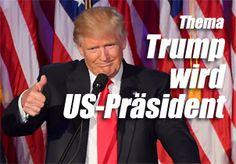 """Wird Donald Trump wirklich etwas ändern können? Der umstrittene Milliardär gewann die US-Wahl mit großen Versprechungen an das Volk und gegen das """"Establishment"""". Der Schweizer Ökonom Peter König ist skeptisch: Auch Obama habe sich nach seinem Amtsantritt """"180 Grad"""", zugunsten der """"Eliten"""" geändert, sagt er. In einem Interview mit dem Nachrichtenportal KenFM beleuchtete er den Kreis der Mächtigen, die den US-Präsidenten und Teile des US-Kongresses zu kontrollieren versuchen."""