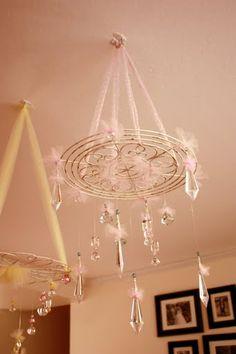 chandeliers on Pinterest   Handmade Chandelier, Shabby ...