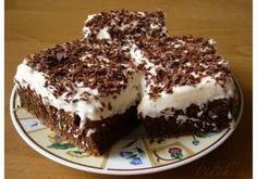 Show details for Recept - Bláznivý koláč ke kafíčku luxusní Czech Recipes, Ethnic Recipes, Czech Desserts, Pie Dessert, Pavlova, Something Sweet, Vegetable Dishes, No Bake Cake, Baking Recipes