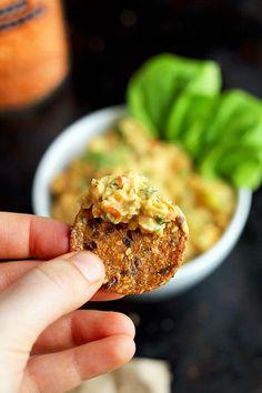 """Lentil   Chickpea Salad Sandwiches {a.k.a. Vegan """"Egg"""" Salad Sandwiches}"""