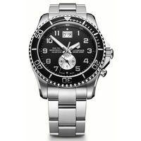 VICTORINOX Gents Watch V-241441, black, silver : Rs. 30,495