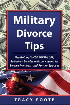 USFSPA & Military Divorce Tips by Tracy Foote Learn more: http://www.formermilitaryspouse.com/ Tips for service members and military spouses. #TracyFoote
