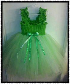 Crochet Tutu Dress  www.facebook.com/HeavenlyHookedandThings