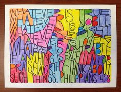 Dense Text Lettering- Gr.8; This could also be an interdisciplinary and collaborative project where students incorporate their own poetry or a poem written by a poet studied in an English poetry unit.