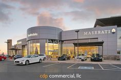 Scottsdale Maserati Scottsdale Arizona #Lusardi https://cdpcommercial.com/Architectural Photographer Phoenix
