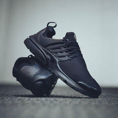 ae35534ed4f 2016  Air  Presto TP QS Tech Fleece Black And Grey  812307-002