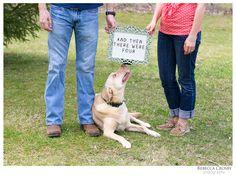 The Cason's ⎜ Pregnancy Announcement ⎜ Dayton VA Photographer