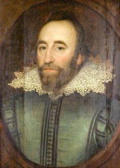 """Portrait of a Gentleman Wearing a Green Jacket"", ca. 1585(?); Mount Edgcumbe House Plymm.069"