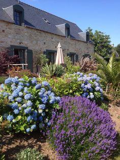 La ferme Saint-Vennec chambres d'hôtes et gîtes de charmes en Finistère Sud avec piscine chauffée