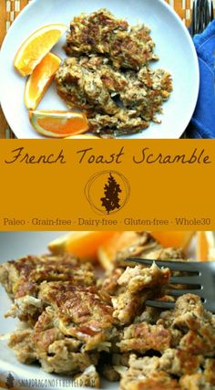French Toast Scrambl
