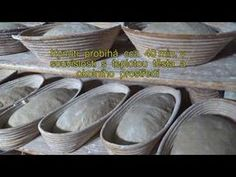 Kvaskový chlieb Co se povede (video recept) / Sourdough Bread Video Recipe - YouTube Bread Baking, Food And Drink, Youtube, Recipes, Fun Facts, Baking, Ripped Recipes, Youtubers