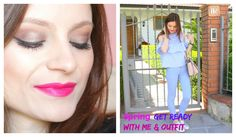 SPRING GET READY with me!  Make-up + outfit || Je suis Katia