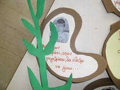 Της Τάξης και της Πράξης: Φθινοπωρο-Σπορά-φθινοπωρινά φρούτα Growing Up, Symbols, Letters, Blog, Letter, Blogging, Lettering, Glyphs, Calligraphy