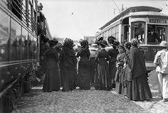 Tranvías de la Ciudad de México, 1900-1971
