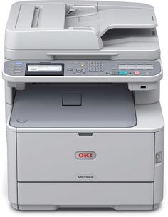 New Oki Colour Laser Multi Function Printer 44952148 Printer Scanner, Laser Printer, Inkjet Printer, Printer Types, Usb, Washing Machine, All In One, Ebay, Printers