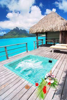 St. Regis Resort Bora Bora, St. Regis Bora Bora Villas