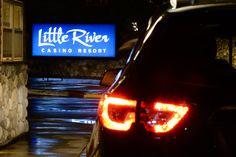 Little River Casino Resort  VALET SIGN
