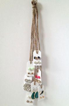 diy-crafts-  earring display