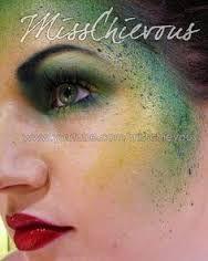 Image result for forest makeup