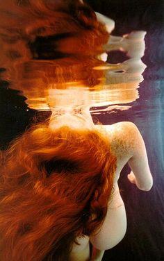 This must be underwater love..., Howard Schatz: Nude (Waterdance Series), 2008