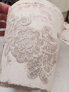 DIY+-+Shabby+Chic+Flower+Pots+-+Tutorial