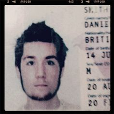 HOW DID WE EVEN GET THEIR DRIVERS LICENCES?!<<<<Dan posted them on ig a while ago