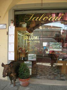 Greve in Chianti, Tuscany, Italy