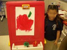 Preschool apple lesson ideas