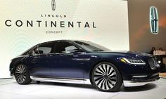 Ford confirms it will build Lincoln Continental in Michigan plant