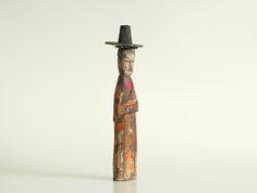 Korean Wooden Doll